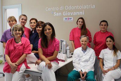 Centro di Odontoiatria San Giovanni Staff